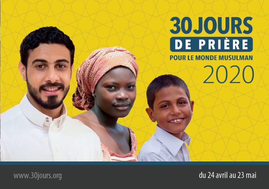 30 jours de prières 2020
